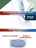 Fenomeno+educativo