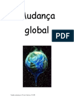 Mudança Global (8º ano)