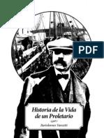 Bartolomeo Vanzetti - Historia de La Vida de Un Proletario (Lectura)