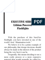 114124269 Surefire Executive Series Manual
