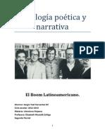 Antología poética y narrativa