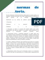 Las normas de Auditoría.docx