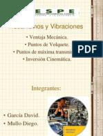 Mecanismos y Vibraciones Exposicion