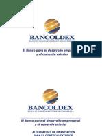 Guia Bancoldex como Exportar