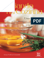 Livro de Receitas Tia Nastacia Cozinha