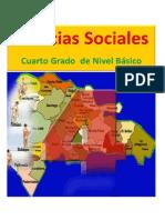 Libro de Ciencias Saciales de Cuarto de Primaria
