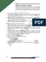 ISC Accounts Ratio Analysis