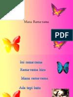 Mana Rama Rama (pemulihan KVKV)
