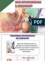 Tratornos Hipertensivos Del Embarazo