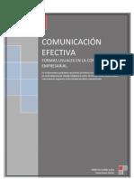 Formas Usuales de Comunicacion Empresarial