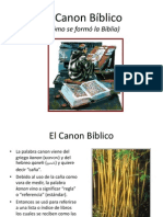 El Canon Bíblico.pptx
