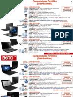 Distribuidores Portatiles Agosto