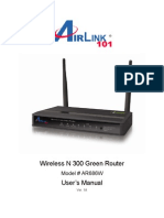 Manual de Router