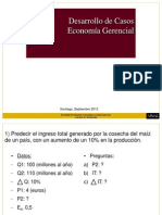 Economía Gerencial
