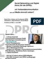 090604_Görs_Digital Relations_Social Media_DPRG_Frankfurt