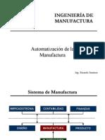 Ingeniera de Manufactura