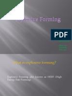 Presentexplosive formingation 1