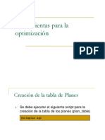 Optimizacion de Consultas