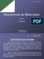 Resistencia de Materiales Columnas 6 Ppt