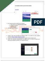 Manual de Usuario Subes