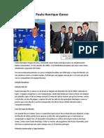 jugador famoso de futbol nascido en Pará, Ganso