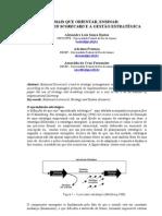 Bastos, Proenca, Fernandes - Mais Que Orientar, Ensinar - XXI ENEGEP - 2001