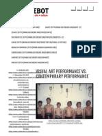Culturebot _ Visual Art Performance Vs