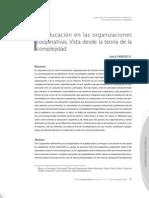 La Educacion en Las Organizaciones1