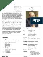 David Frost - Wikipedia, The Free Encyclopedia