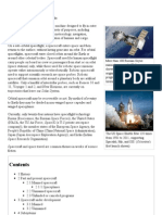 Spacecraft - Wikipedia, The Free Encyclopedia