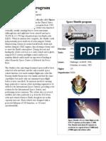 Space Shuttle Program - Wikipedia, The Free Encyclopedia