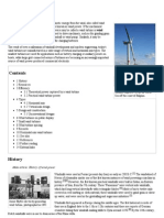 Wind Turbine - Wikipedia, The Free Encyclopedia