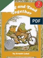 Arnold Lobel - Frog and Toad Together