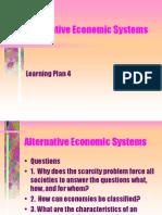 Alternative Economic Systems
