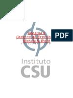 Apostila e Caderno de Exercicios MS Word CSU