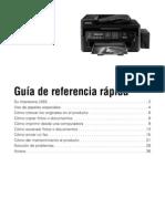 L555_Guía de referencia rápida - español