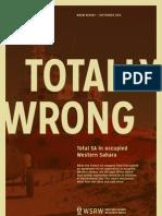 Totally Wrong
