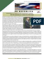 Lnr 91 (Revista La Nueva Republica) 2 de Septiembre 2013 Cubacid.org