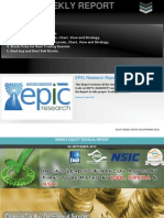 Weekly-equity-report by Epicresearch 2-09-13