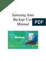 ENG_Samsung Auto Backup User Manual Ver 2.0