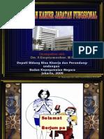 an Karier Jabatan Fungsional-Banjarmasin-16!06!2009
