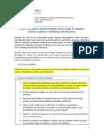 D6. Plan de Carrera y Portafolio Profesional