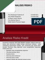 Analisis Risiko (Kelompok 10)