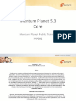 Mentum Planet 5.3.0 Core and WCDMA VersionB