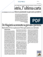 Rassegna Stampa 02.09.2013