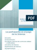 Participant Es