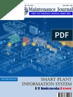 21. E-Maintenance Journal Edisi XXI Juli 2013