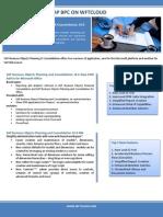 WFT SAP BPC