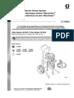 Graco 190 ES Manual