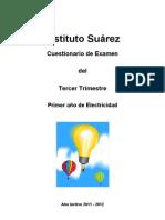 Cuestionario Instituto Suarez